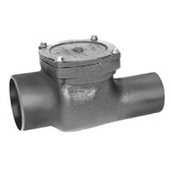 JONES 2 NH CI BACKWATER VALVE